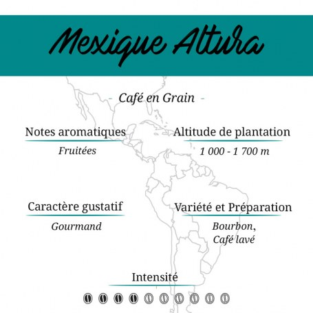 Mexique Alturra